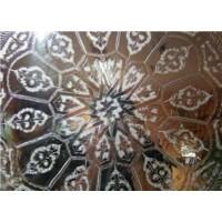 Gibraltar keleti teázó asztal ezüst színben 60cm