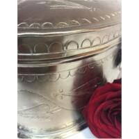 Harsha marokkói teázási kellék tartó box L