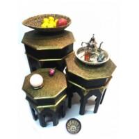 Huwaidah keleti teázó asztal S