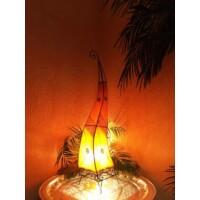 Mehtap marokkói állólámpa narancs 100 cm