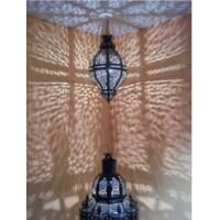 Meknes marokkói mennyezeti lámpa