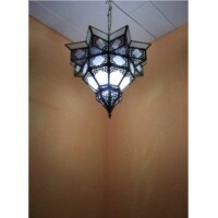Noha marokkói mennyezeti lámpa