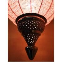 Shadia indiai mennyezeti lámpa rózsaszín