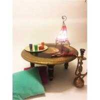 Sharada indiai teázó asztal 90cm