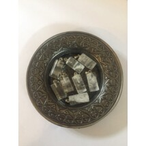 Hegyikristály medál
