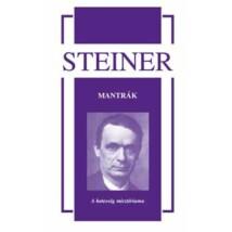 Rudolf Steiner Mantrák