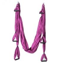 Antigravitációs jóga függőágy lila színű