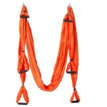 Antigravitációs jóga függőágy narancssárga színű