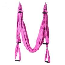 Antigravitációs jóga függőágy rózsaszín színű