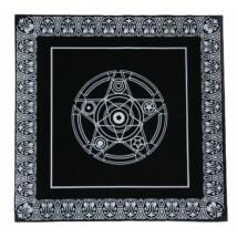 Mágikus pentagram terítő