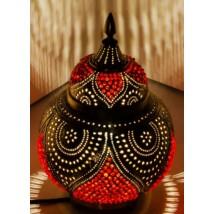 Abidah marokkói asztali lámpa