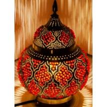 Alyah marokkói asztali lámpa