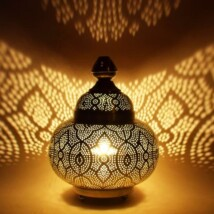Kayla marokkói asztali lámpa