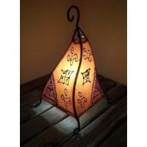 Marrakesh henna állólámpa narancs 35 cm