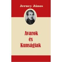 Jerney János Avarok és Kunságiak Ásiában a' Kaukaszus hegyén lakozó avarok' és kunságiak' nyelvének magyartalansága eránt; a' kaukaszusi népek' rövid által-nézésével