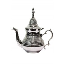 Elihan marokkói teakiöntő ezüst  800 ml