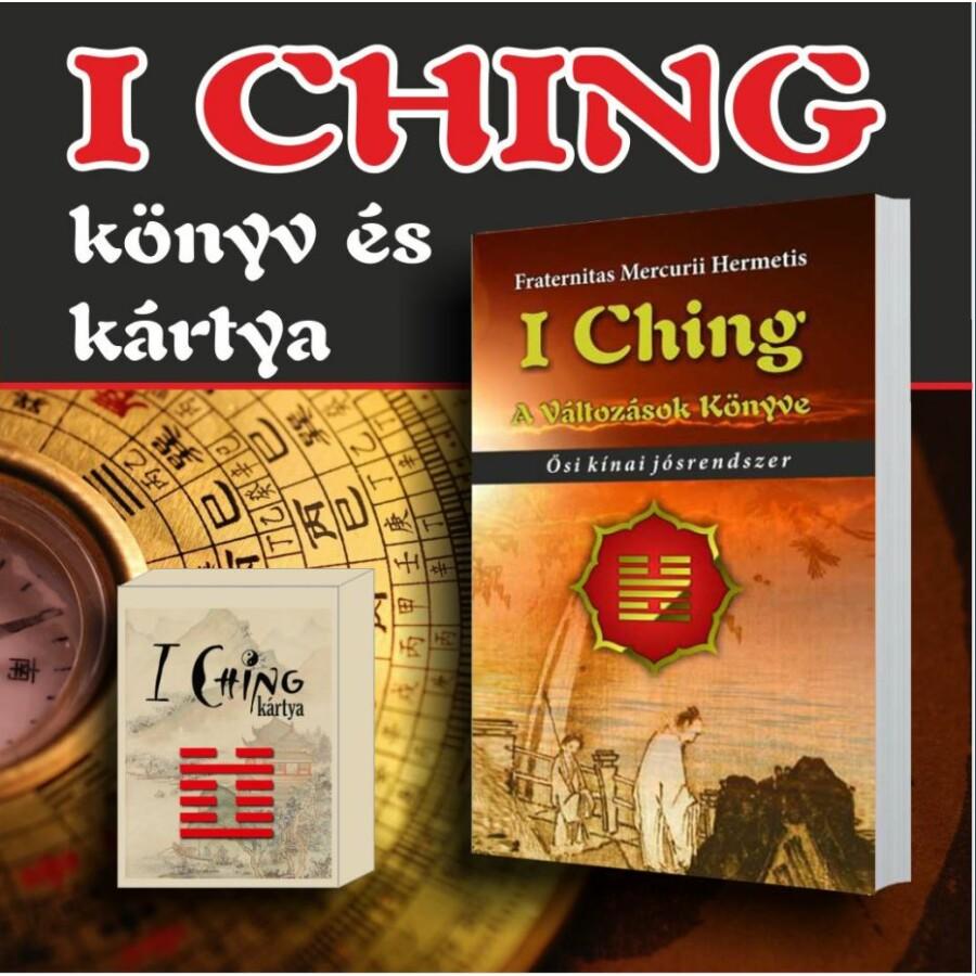 I Ching kártya + könyv