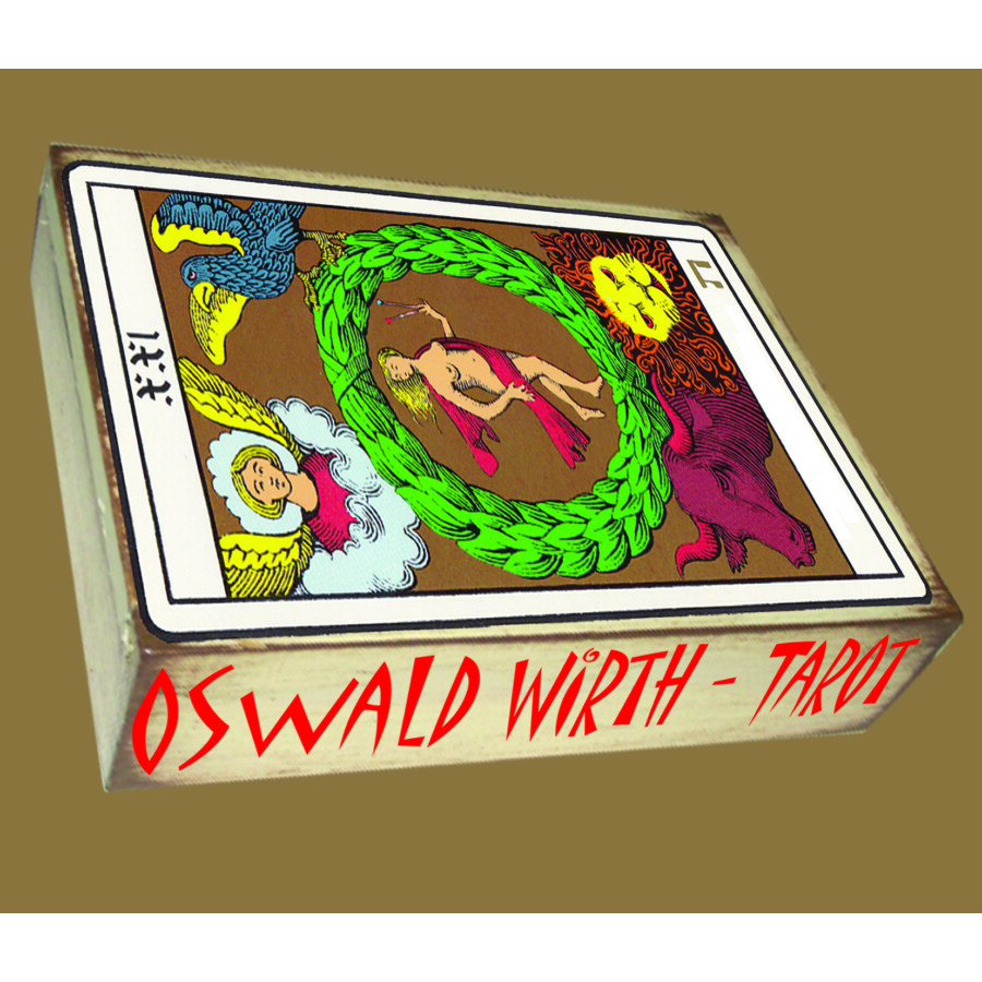 Oswald  Wirth Tarot kártya