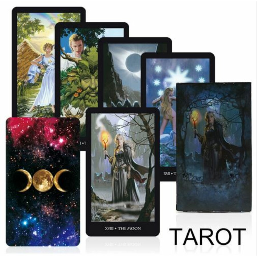 Boszorkány Tarot