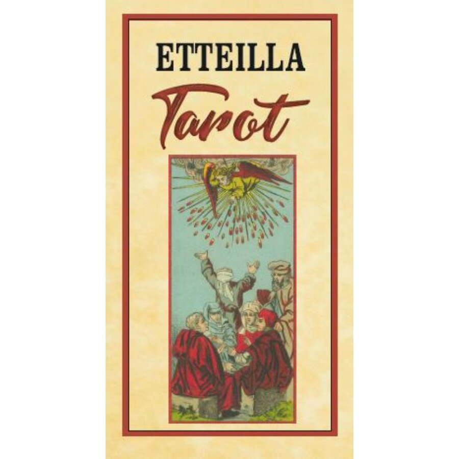 Etteilla Tarot