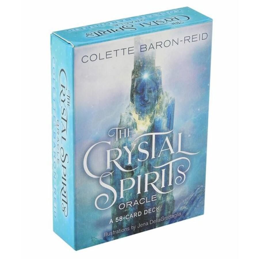 Kristály szellemek jóskártya
