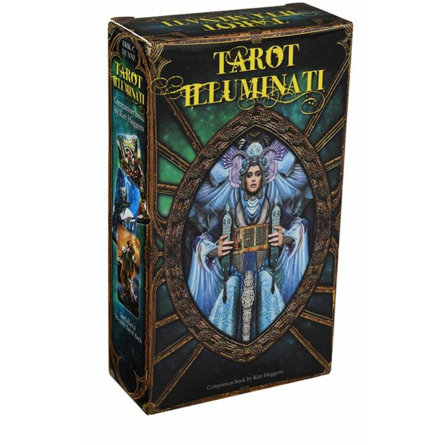 Megvilágosodás Tarot