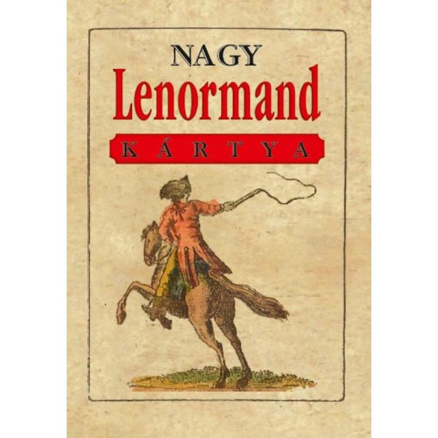 Nagy Lenormand kártya