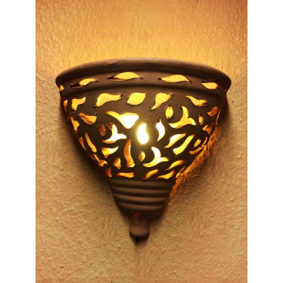 Eris mediterrán fali lámpa