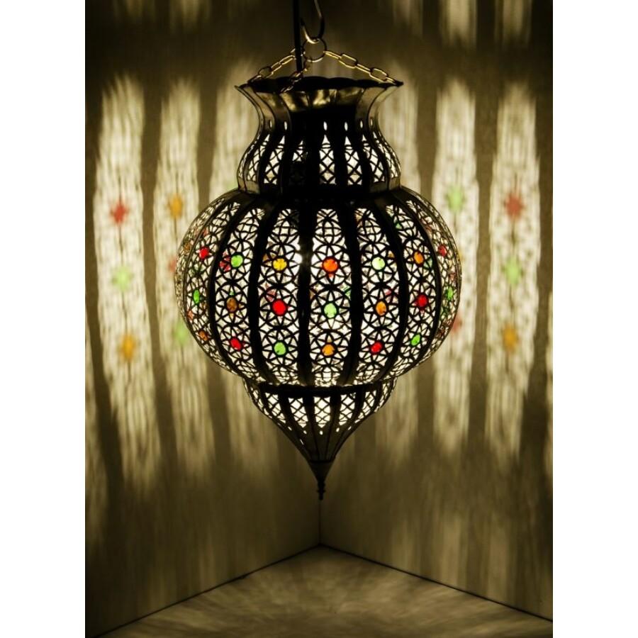 Jilan marokkói mennyezeti lámpa