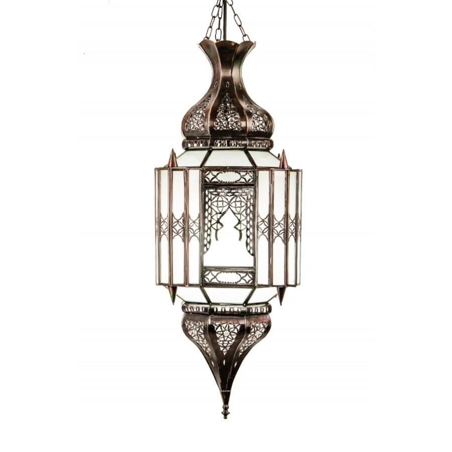 Aariz marokkói mennyezeti lámpa