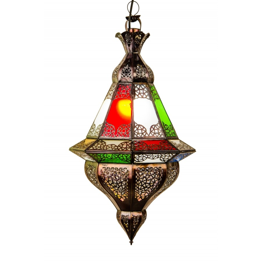 Abdi marokkói mennyezeti lámpa