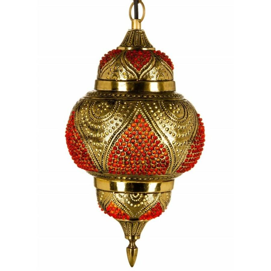 Abidah marokkói mennyezeti lámpa