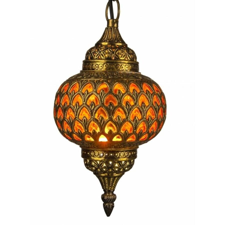 Adla marokkói mennyezeti lámpa