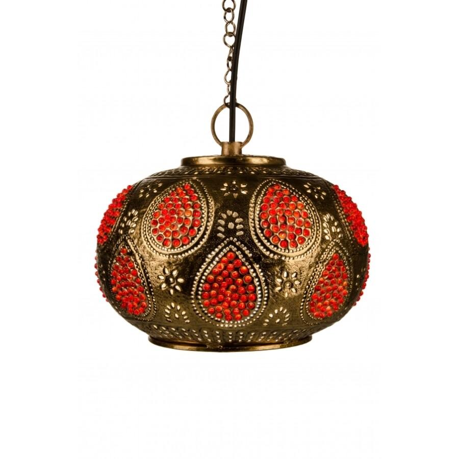 Adnan marokkói mennyezeti lámpa