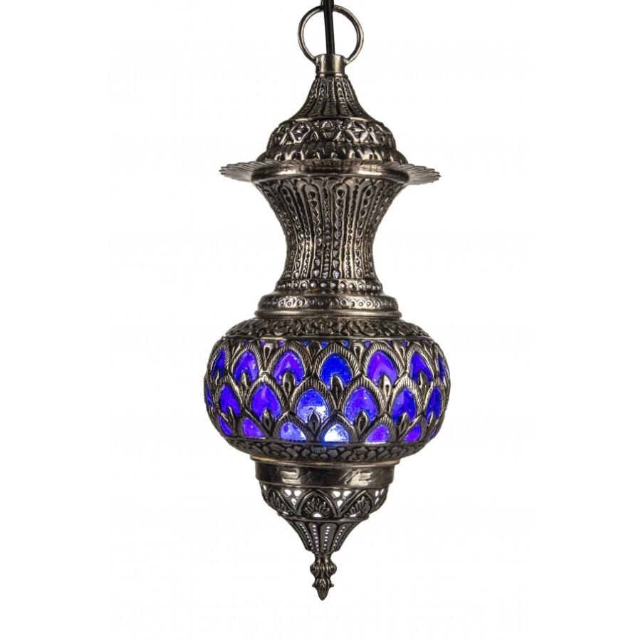 Alishba mennyezeti lámpa kék