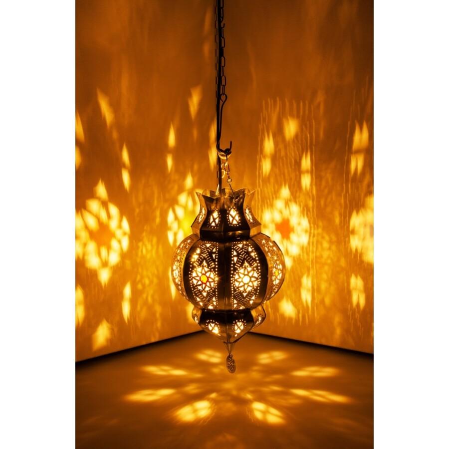 Argana marokkói mennyezeti lámpa