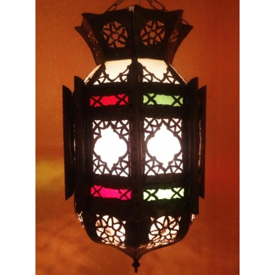Aynoura marokkói mennyezeti lámpa MA