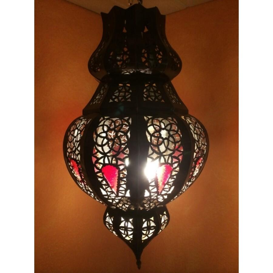 Azah marokkói mennyezeti lámpa