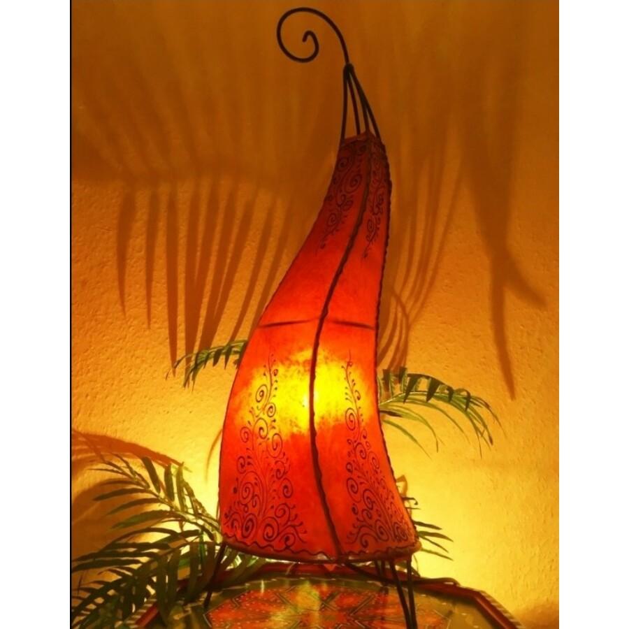 Daya marokkói henna állólámpa 70 cm