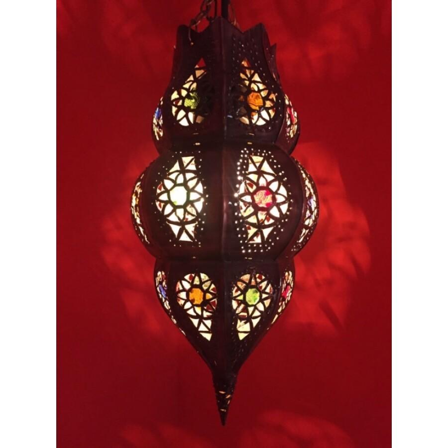 Habiba marokkói mennyezeti lámpa