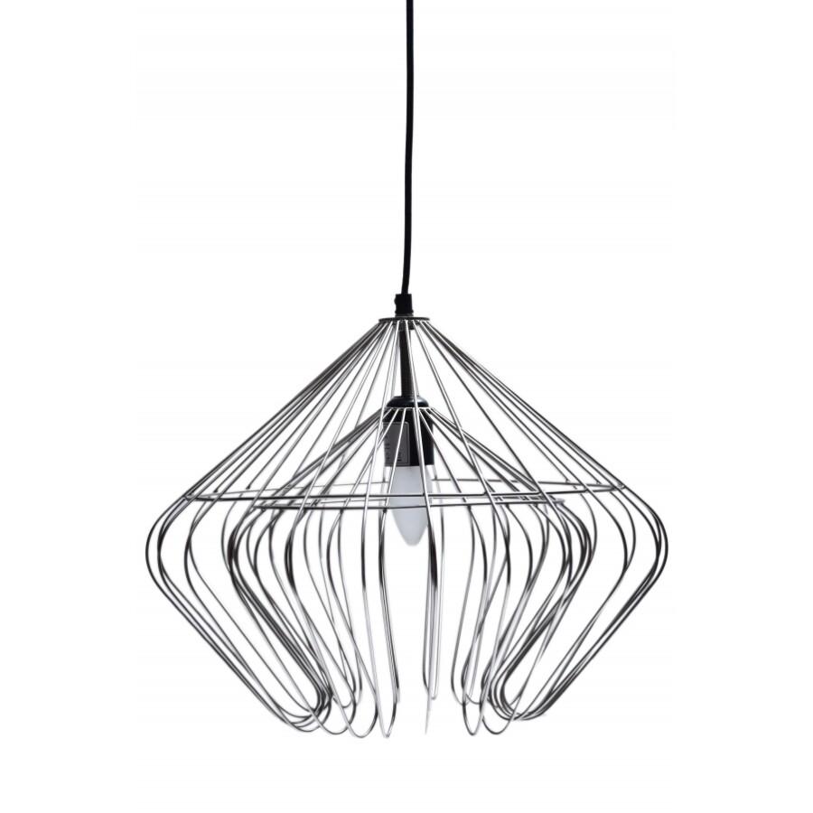 Hooper modern design mennyezeti lámpa ezüst
