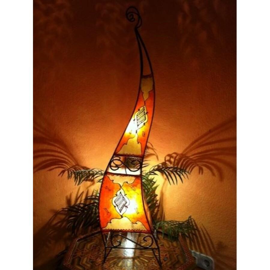 Mira marokkói henna állólámpa 100 cm