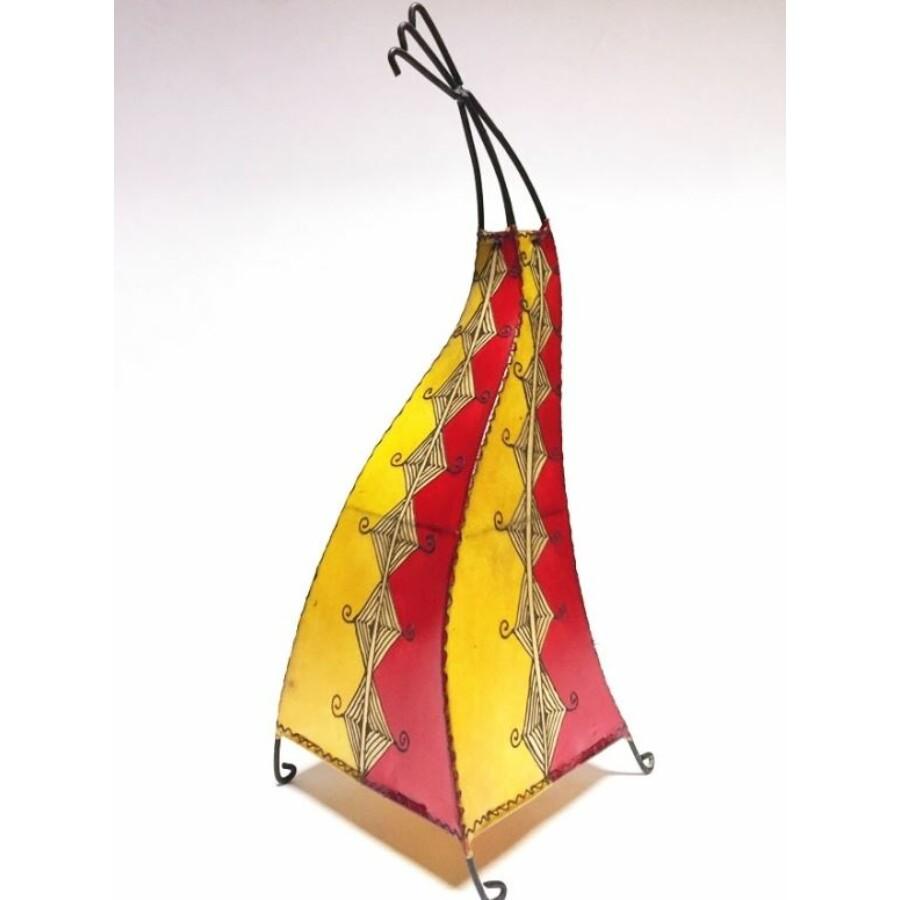 Noreen marokkói henna állólámpa 65 cm