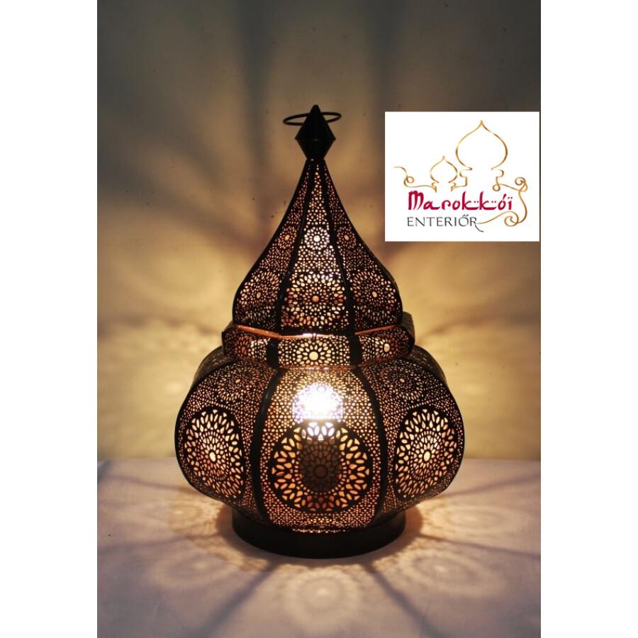 Malha marokkói asztali lámpa