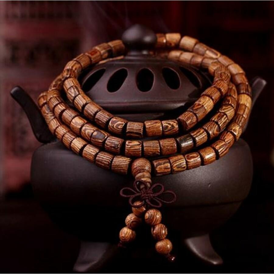 108 szemes buddhista mala karkötő