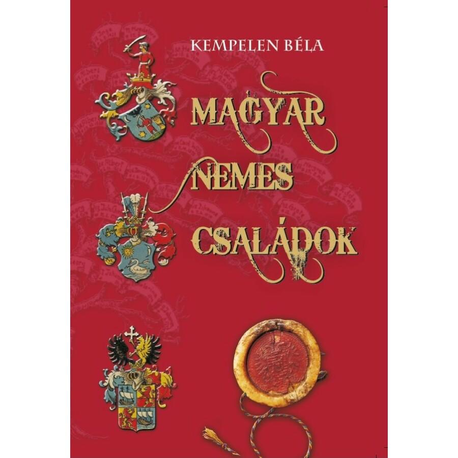 Kempelen Béla Magyar nemes családok X.SZABAD-ÜVEGES