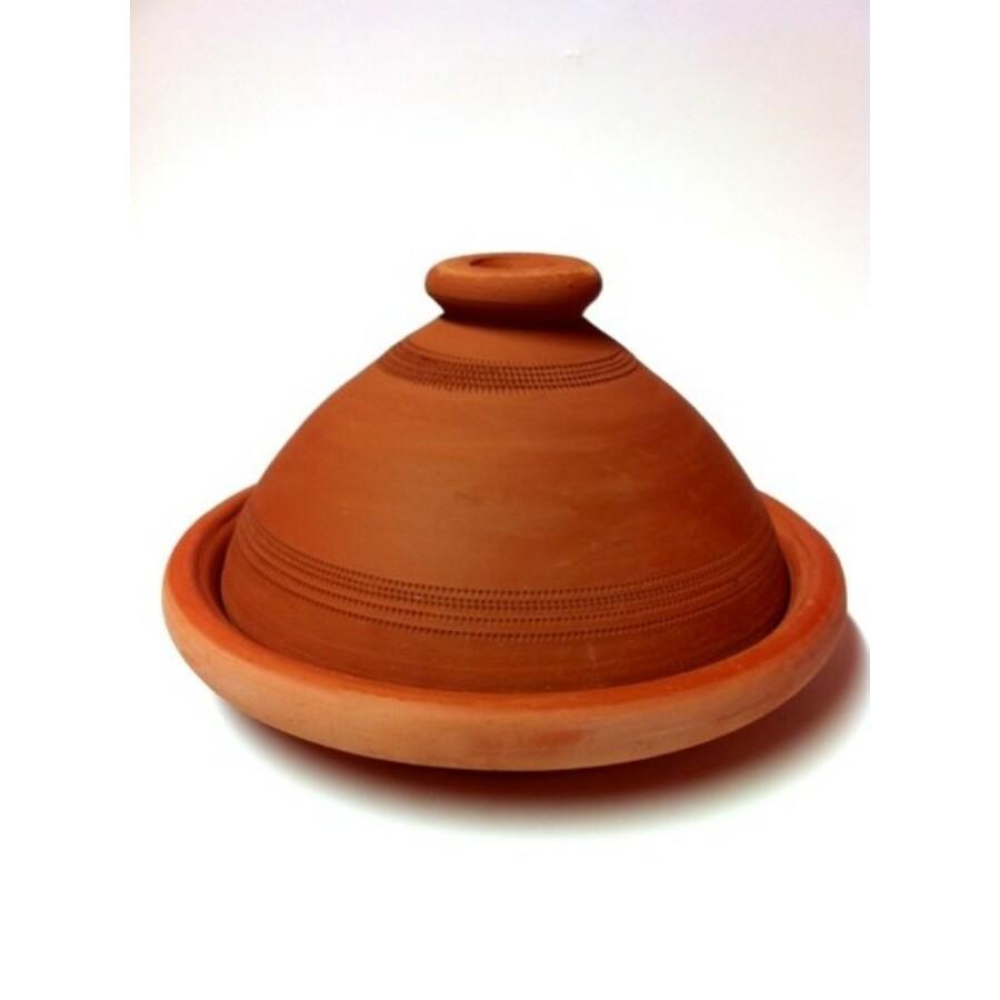 Tuareg tagine edény 25 cm