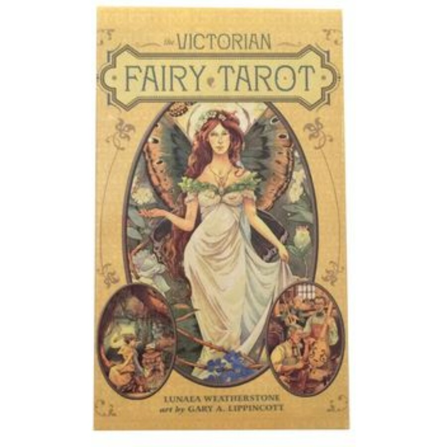 Viktoriánus tündér Tarot