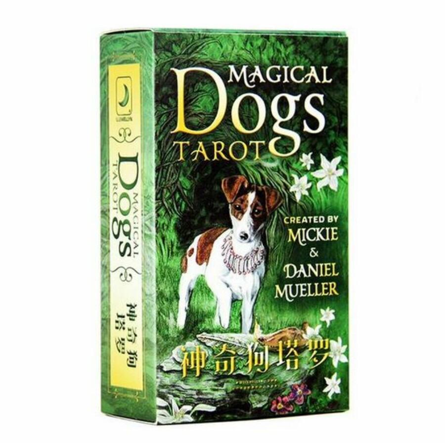 Mágikus kutyák Tarot