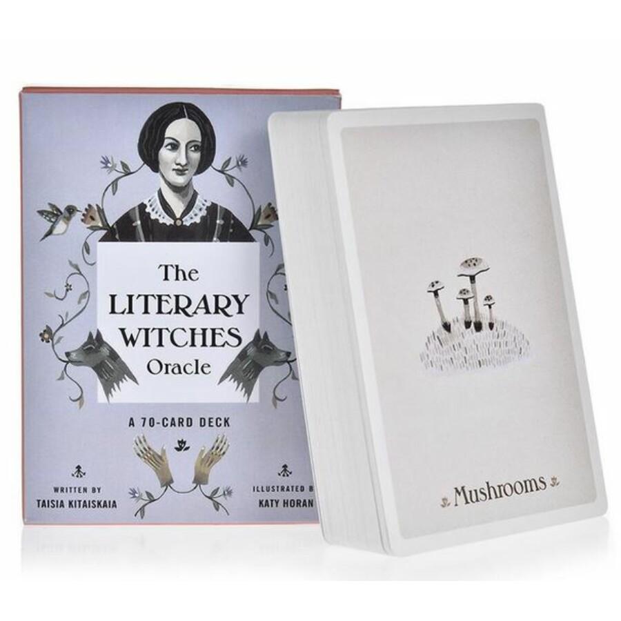 Az irodalmi boszorkányok jóskártya